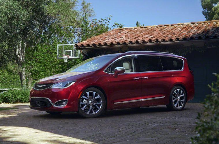 """Картинки по запросу """"Chrysler Pacifica 2018"""""""