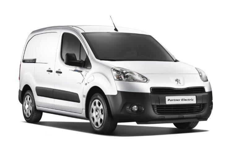 "Картинки по запросу ""Peugeot Partner Electric"""""