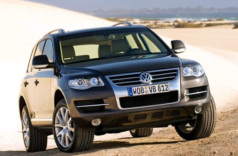 """Картинки по запросу """"Volkswagen Touareg I"""""""""""