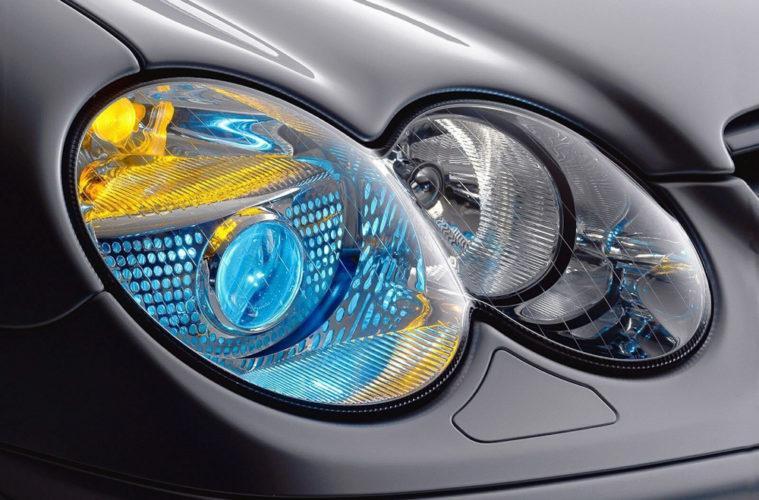 Автомобильные фары: разновидности