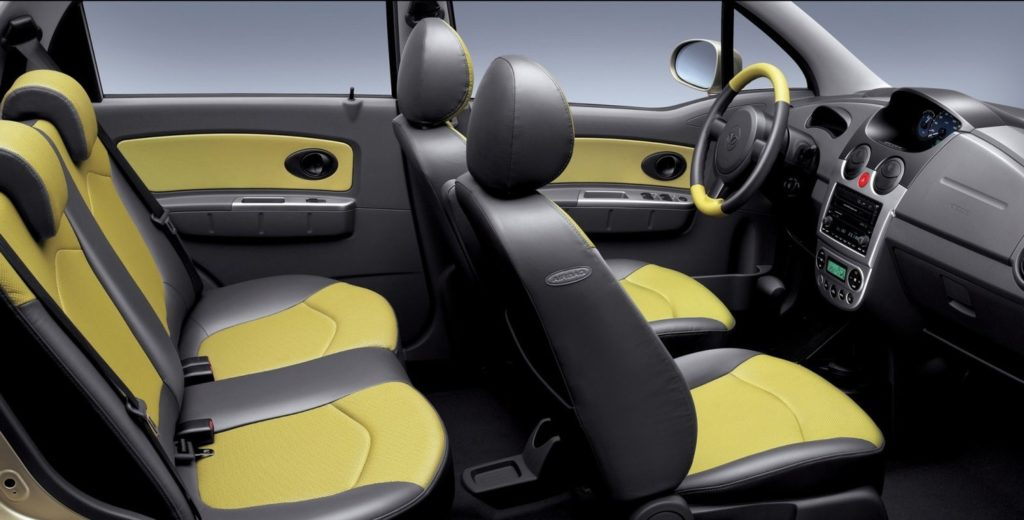 Daewoo Matiz – приобрести нельзя обойтись