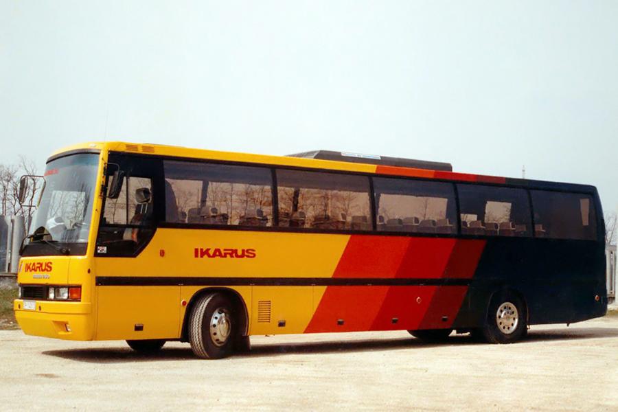 Удивительная история становления грузо-пассажирской автомобильной марки Икарус